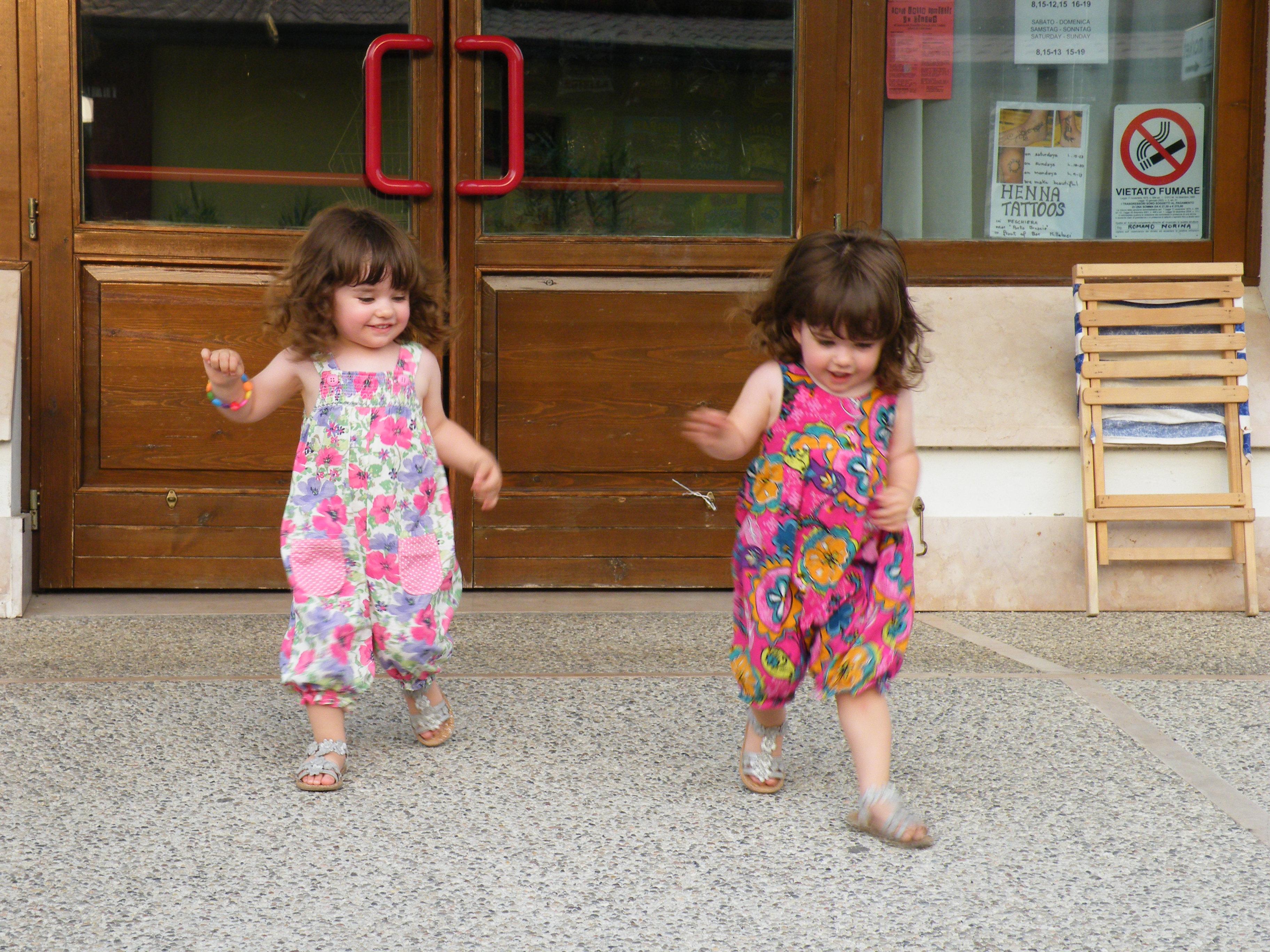 twins 2 years old mari s world