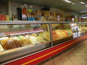 Gelateria Peschiera Lake Garda